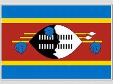 eSwatini Swaziland Flag, Flag of Swaziland