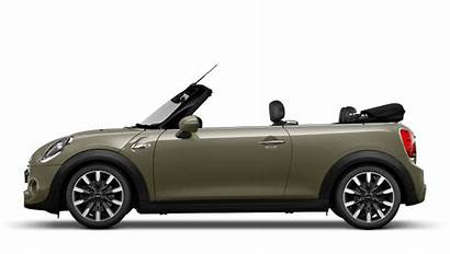 Mini Cooper Convertible Sport Classic Grey Emerald