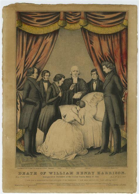 william  harrison   presidential history