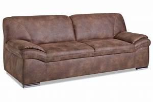 3er Sofa Günstig : 3er sofa alfred braun sofas zum halben preis ~ Indierocktalk.com Haus und Dekorationen