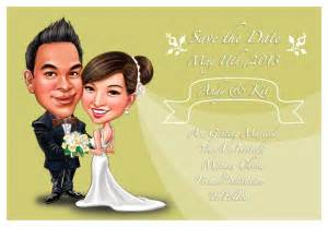 to groom wedding card wedding invitations shake 39 s caricature