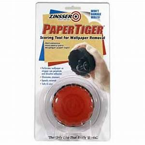 Zinsser PaperTiger Scoring Tool for Wallpaper Removal ...