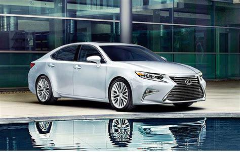 lexus es  features  redesign  car review