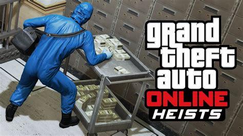 Gta 5 Online Huge Heist Cash Bonuses! How To Make Millions