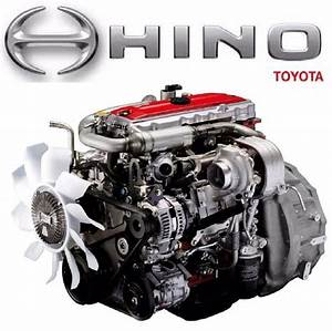 Manual Taller Motor Hino 300 N04c Camion Dyna Toyota