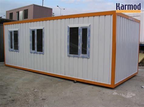 bungalow bureau construction modulaire conteneur container modulable