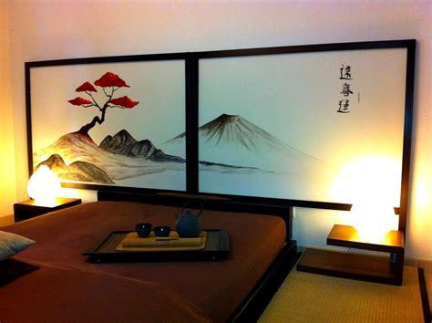 chambre japonais hayashi création quot inspiration du japon quot créateur de