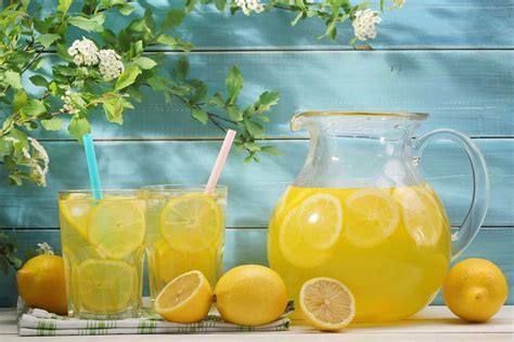 drinking lemon salt water    losing weight