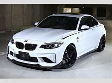 3D Design CarbonTuning wertet das BMW M2 Coupé auf