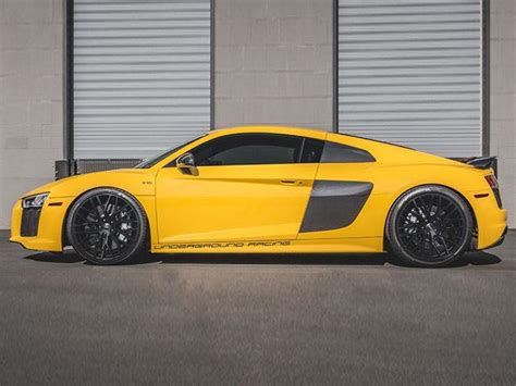 This Crazy Audi R8 Has Twice As Much Power As A Bugatti