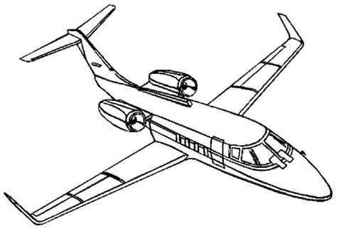 personal jet coloring page personal jet coloring pagejpg