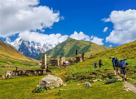 Hiking in the Svaneti Highlands   TravelLocal