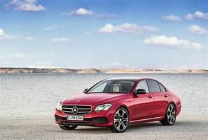 Mercedes Classe S 2016 : mercedes classe e 2016 premi res photos officielles l 39 argus ~ Dode.kayakingforconservation.com Idées de Décoration