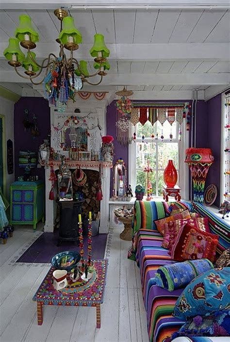 7 Top Bohemian Style Decor Tips With Adorable Interior