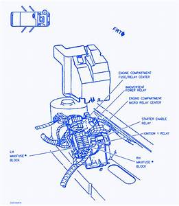 Cadillac Bls 2006 Engine Wiring Electrical Circuit Wiring