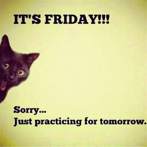 Its Monday Tomorrow Meme - its friday sorry just practicing for tomorrow thursday tomorrow is friday monday through