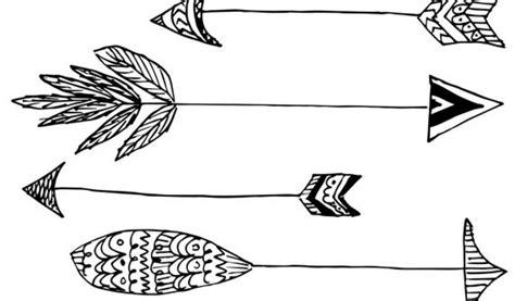 arrow  feathers banner transparent techflourish