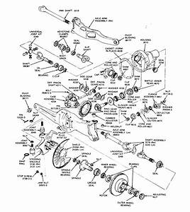 The Ford Dana 44 Ttb Axle