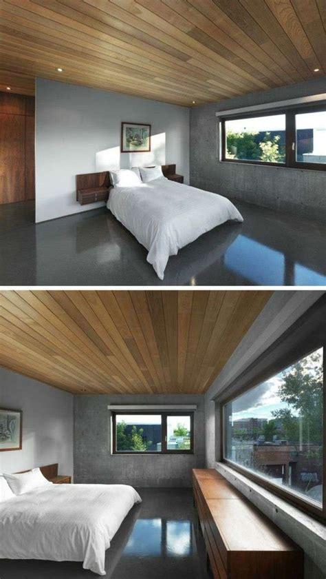 revêtement de sol chambre à coucher revêtement sol béton en plus de 25 exemples pour l 39 intérieur