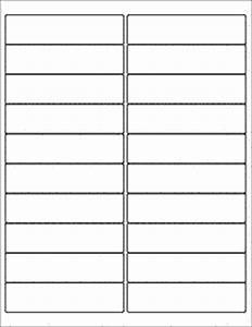 jukebox labels template - download label templates ol75 4 x 1 labels