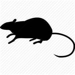 Animal, mice, mouse, parasite, pest, rat, rodent icon ...