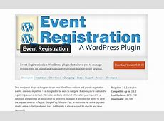 Top 20 WordPress Events Plugins WP Template