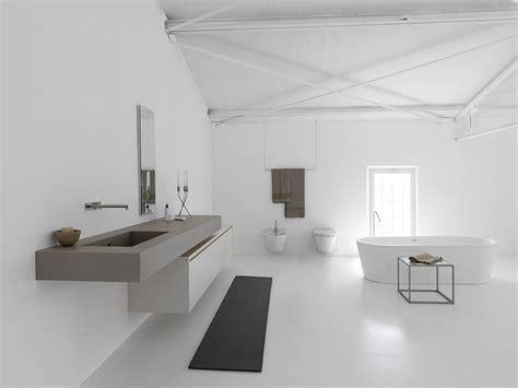 meuble de salle de bain suspendu en c 233 ramique kerlite mb3