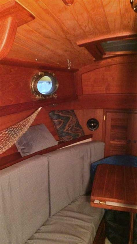 norsea   cederville michigan sailboat  sale