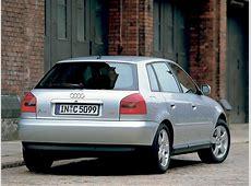 AUDI A3 Sportback specs & photos 1999, 2000, 2001, 2002
