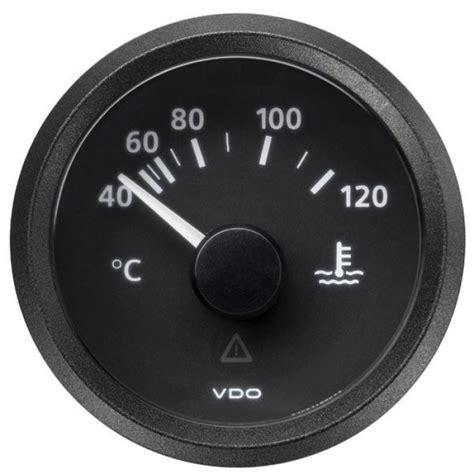 siege nissan manomètre voiture manomètre température d 39 eau vdo