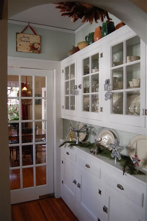 cabinet kitchen storage 1920 bungalow kitchen built in nook and china cabinet an 1927