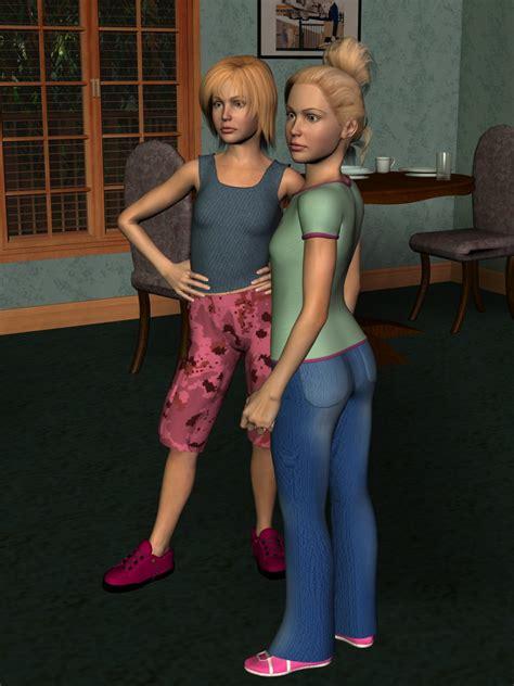 Twins By Caligula97030 On Deviantart