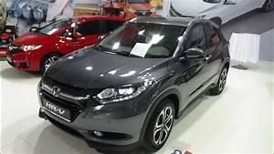 Honda Hr V Executive : 2017 honda hr v 1 6 i dtec executive exterior and interior auto salon bratislava 2017 youtube ~ Gottalentnigeria.com Avis de Voitures