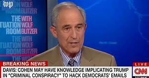 CNN Addresses Lanny Davis-Michael Cohen Report Without ...
