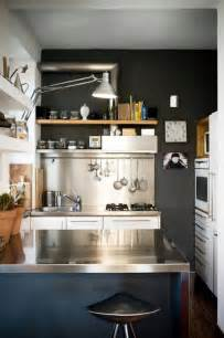Small Industrial Kitchen Ideas