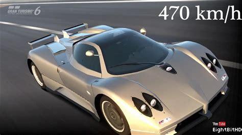 Gran Turismo 6 Pagani Zonda C12s '2000