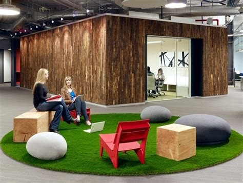 modern office design of the skype headquarters in palo