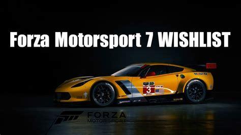 Forza Motorsport 7 » Sayfa 1 2
