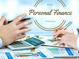 Taking Control of Your Destiny With Personal Finance ...  Personal