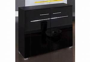 Sideboard Schwarz Matt : sideboard breite 90 cm online kaufen otto ~ Orissabook.com Haus und Dekorationen