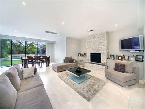 dining living living room  white colours  tiles