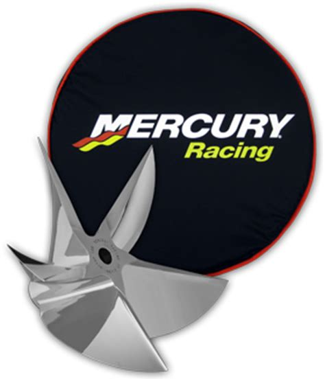 Mercury Prop Cover by Propeller Accessories Mercury Racing