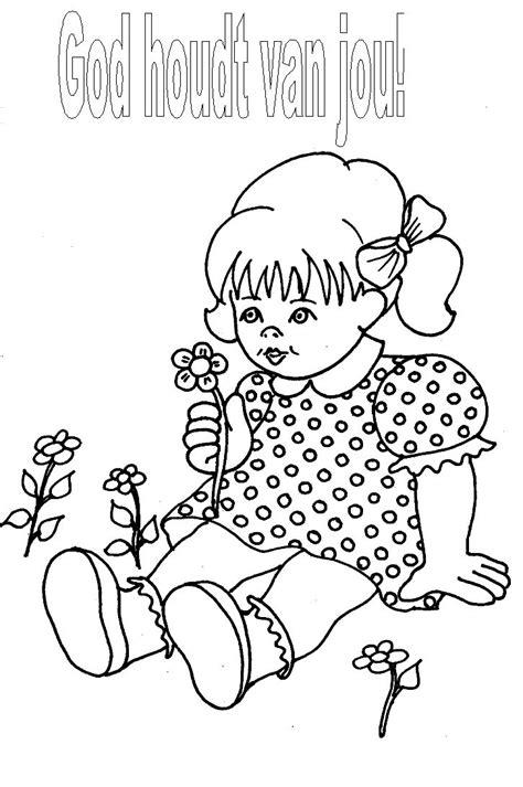Christelijke Kleurplaten Kinderdoop by Eb Onderwijs Christelijke Kleurplaten Met Tekst