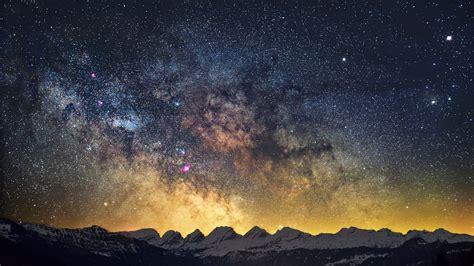 Milky Way Wallpapers For Desktop Backgrounds