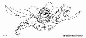 Superman Symbol Outline Pictures to Pin on Pinterest ...