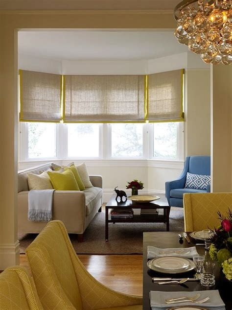 inspiration jute interior design small living space  butter yellow walls paint color
