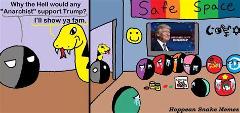 Hoppean Snake Memes - pretty much anarcho capitalism
