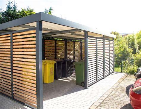 Einhausung Von Siebau Mit Durchgang  Garten Pinterest