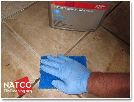 1000 ideas about cleaning ceramic tiles on