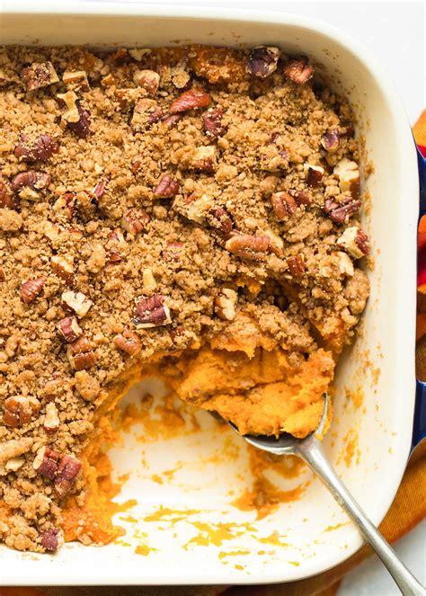Sweet Potato Casserole Recipe Simplyrecipescom